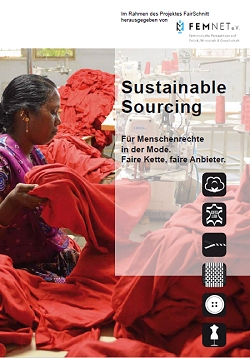 Titel Sustainable Sourcing