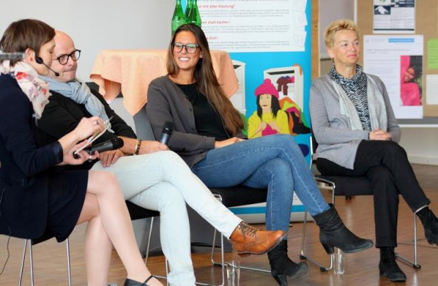 """FAIR FASHION works?"" 13./14. Oktober 2016 Fotos: (c) Barbara Palusinska"