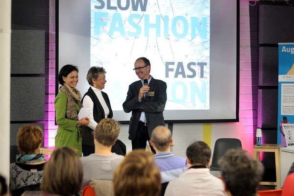 Konferenz 'Slow Fashion- Fast Fashion' 2014